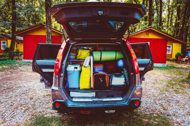 Camping with a Car: What to Pack https://smartcartrends.com